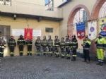 RIVAROLO CANAVESE - I vigili del fuoco hanno celebrato Santa Barbara - FOTO e VIDEO - immagine 3