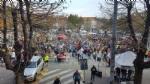 CUORGNE - La folla in piazza conferma il grande cuore del Canavese: più di 1100 persone di corsa per il piccolo Loris - FOTO e VIDEO - immagine 4