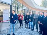COLLERETTO GIACOSA - Cirio inaugura il nuovo ristorante e centro servizi aziendale al Bioindustry Park - immagine 4