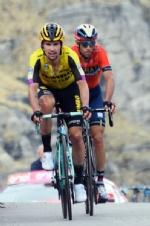GIRO DITALIA A CERESOLE REALE - Lemozione della corsa in 50 scatti da tutto il Canavese - FOTO - immagine 58