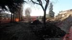 RIVAROLO - Addio scuola: è stato abbattuto anche lultimo muro - FOTO - immagine 4
