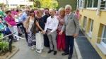RIVAROLO - Un nuovo «percorso assistito» alla casa di riposo - FOTO - immagine 5