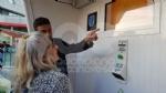 RIVAROLO CANAVESE - Inaugurato il primo eco-compattatore delle bottiglie di plastica allUrban Center - FOTO e VIDEO - immagine 5