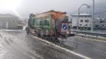 CANAVESE - Incidenti stradali a raffica a causa di neve e ghiaccio. Tangenziale di Torino in tilt per uno scontro tra furgoni - FOTO - immagine 6