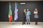OZEGNA - Il sindaco Sergio Bartoli ha premiato gli sportivi del paese - FOTO - immagine 6
