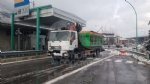 CANAVESE - Incidenti stradali a raffica a causa di neve e ghiaccio. Tangenziale di Torino in tilt per uno scontro tra furgoni - FOTO - immagine 7
