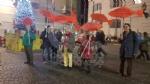 IVREA - Sardine in piazza di Città contro Salvini e la destra: «Siamo contro la deriva populista» - FOTO e VIDEO - immagine 7