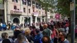 GIRO DITALIA A CERESOLE REALE - Lemozione della corsa in 50 scatti da tutto il Canavese - FOTO - immagine 10