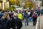 CUORGNE - La folla in piazza conferma il grande cuore del Canavese: più di 1100 persone di corsa per il piccolo Loris - FOTO e VIDEO - immagine 8