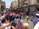 GIRO DITALIA A CERESOLE REALE - Lemozione della corsa in 50 scatti da tutto il Canavese - FOTO - immagine 11