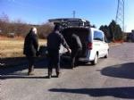 TRAGEDIA A RIBORDONE - Un uomo di Pont Canavese muore precipitando nella scarpata con lauto - FOTO e VIDEO - immagine 4