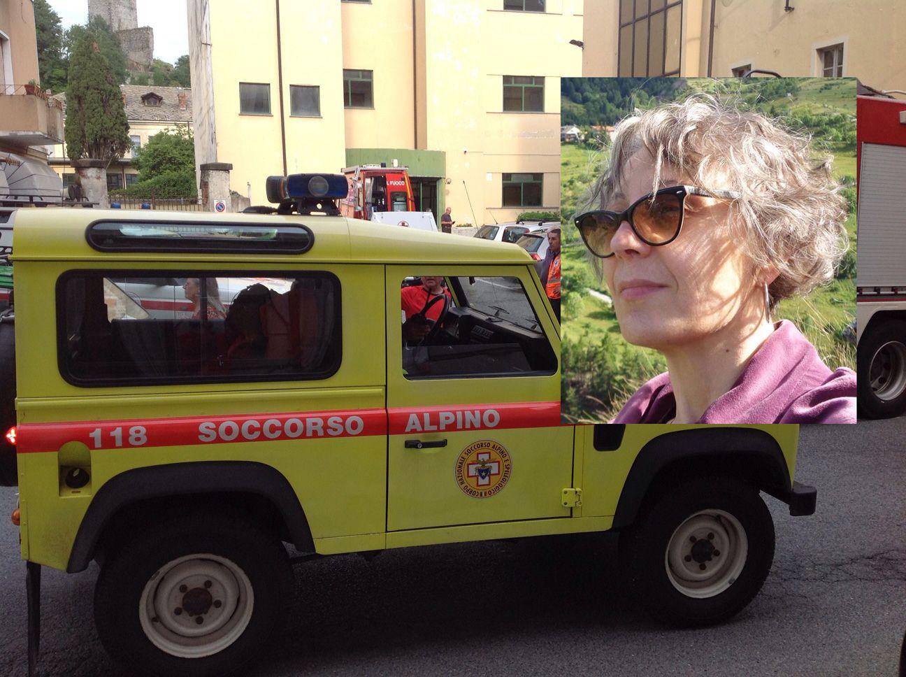 PONT CANAVESE - Ancora nessuna traccia di Elisa Gualandi, la donna scomparsa mercoledì - FOTO