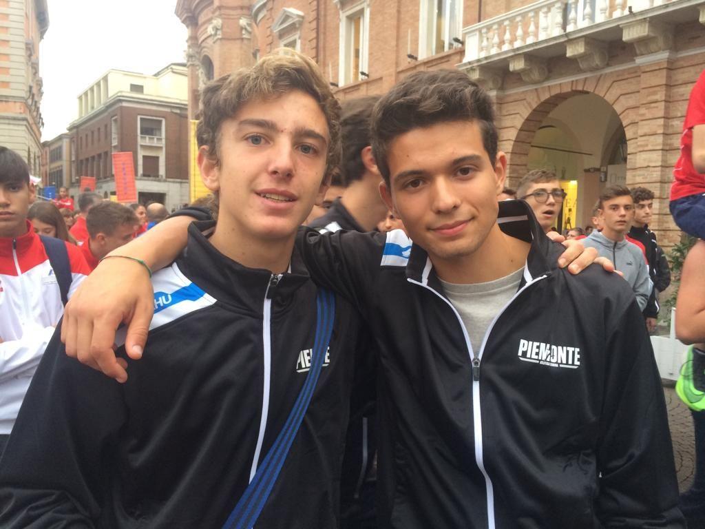 ATLETICA LEGGERA - Il rivarolese Stefano Demo campione italiano di Esathlon Cadetti
