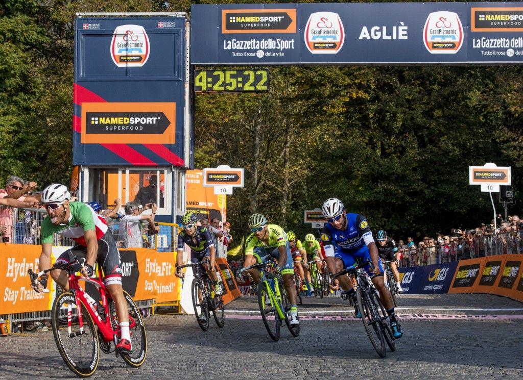 CANAVESE - Giovedì strade chiuse in dodici Comuni per il «Gran Piemonte» di ciclismo - TUTTI GLI ORARI