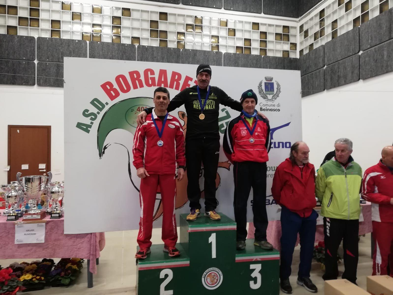 ATLETICA LEGGERA - Atletica Canavesana in grande spolvero al Cross di Borgaretto