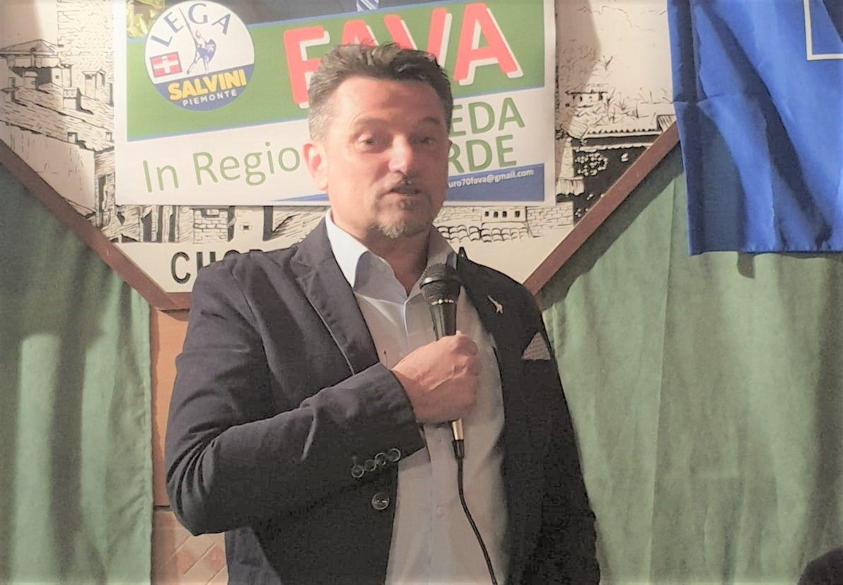 PAVONE - Mauro Fava: «La Lega alla fiaccolata per il tabaccaio»