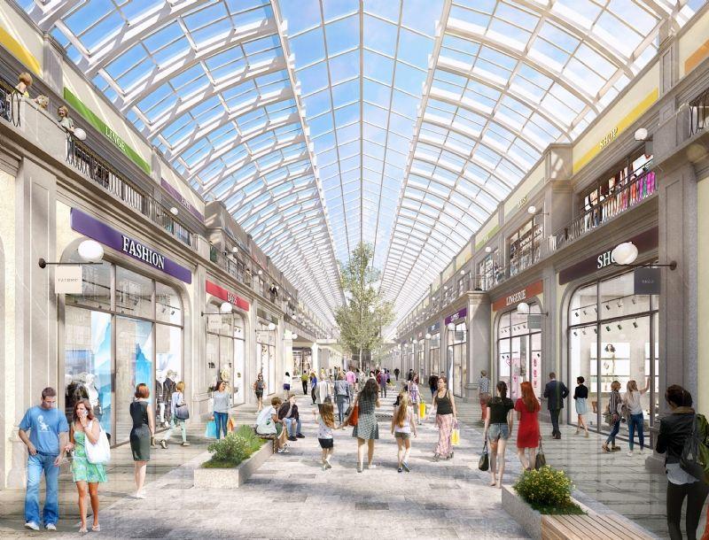 CASELLE - Ambientalisti contro il nuovo centro commerciale vicino all'aeroporto: «È futuro far chiudere centinaia di negozi di prossimità?»