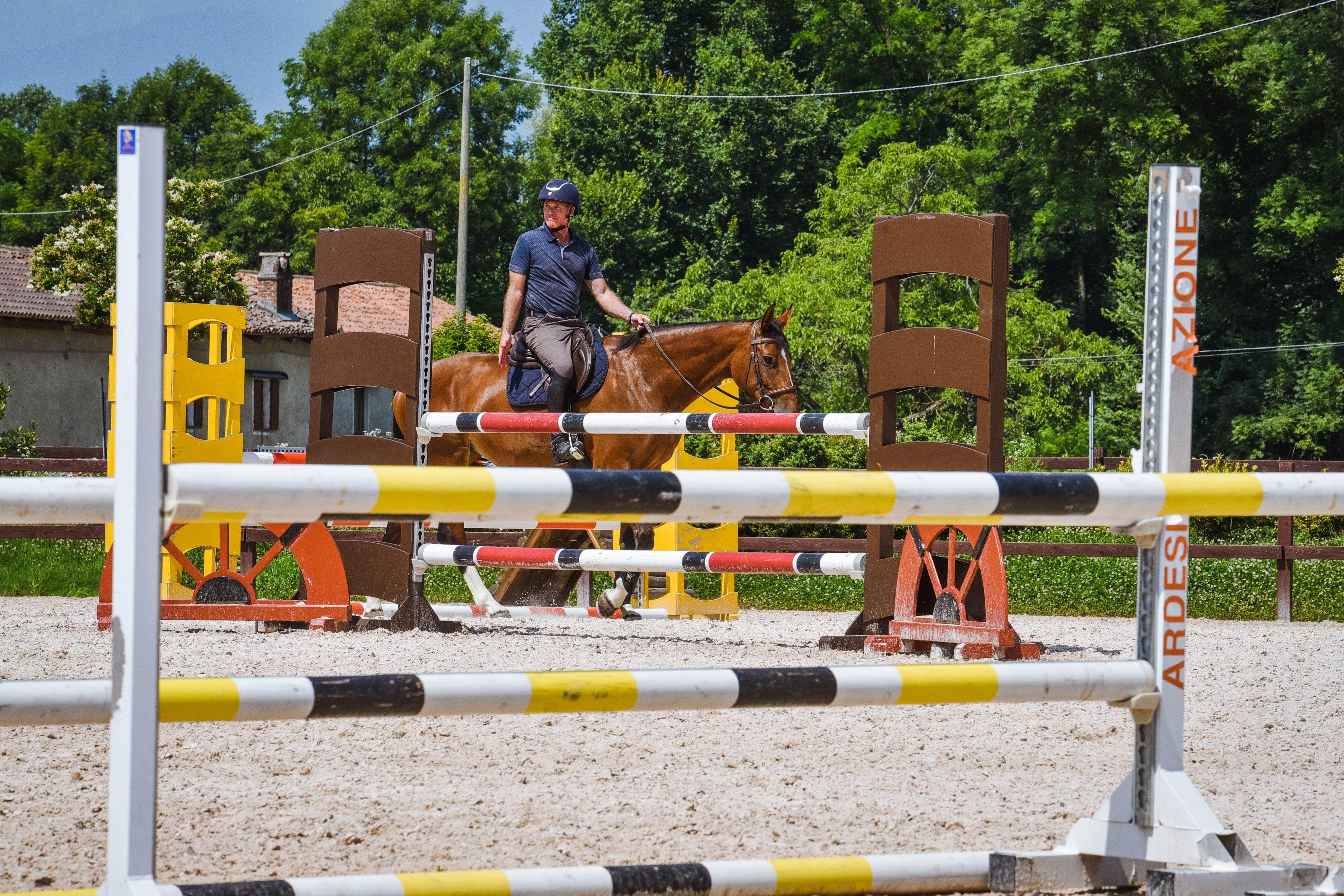 BAIRO - A giugno grandi appuntamenti sportivi al Centro Equestre Arione