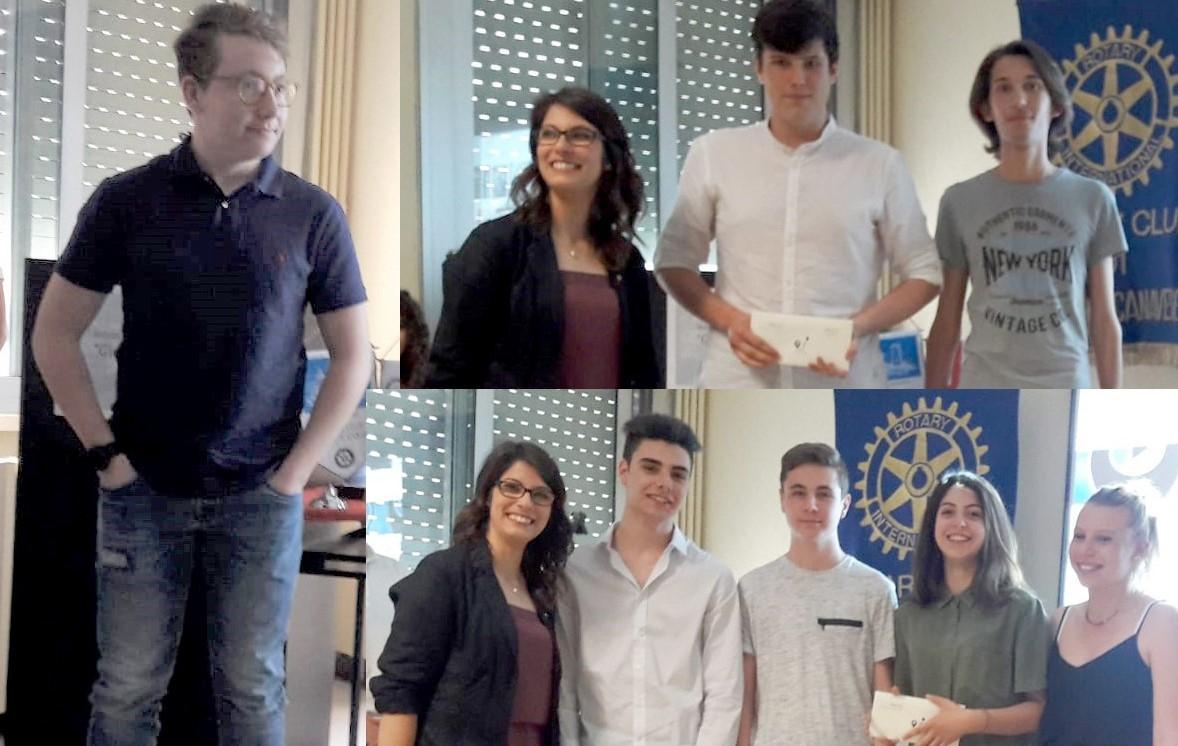 CANAVESE - «Genius Paths 2018», premiati i giovani vincitori del concorso - FOTO