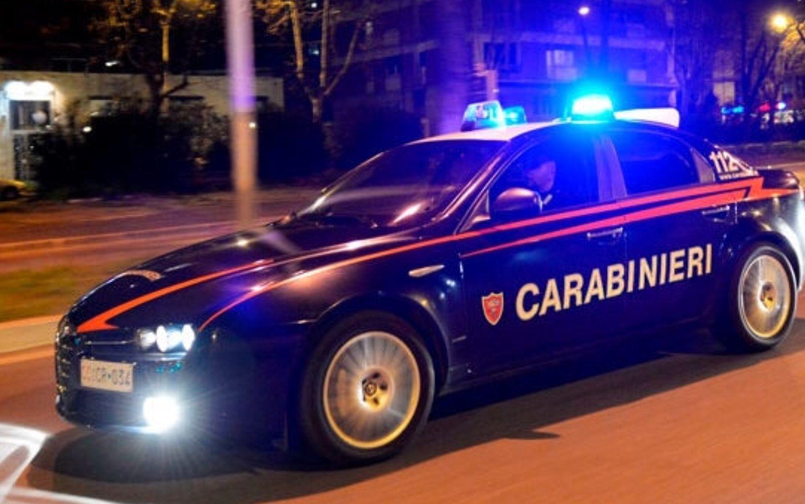 IVREA - Guida ubriaco, studente 20enne di Vestignè arrestato