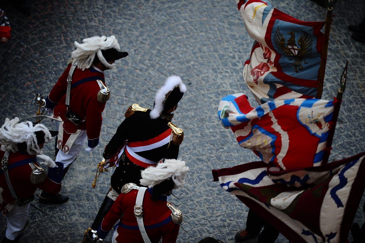 IVREA - Storico Carnevale: nominati gli Aiutanti di Campo per l'edizione 2020