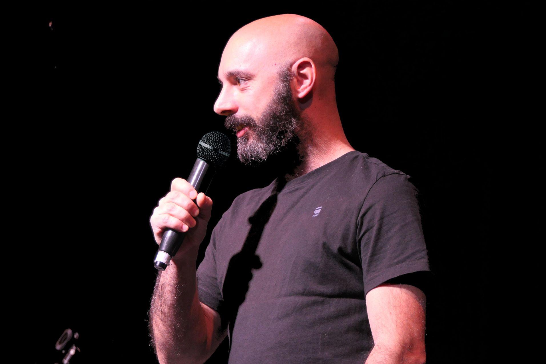 SPETTACOLO - Stand up comedy, il canavesano Richi Selva sul palco di Torino giovedi 16 settembre