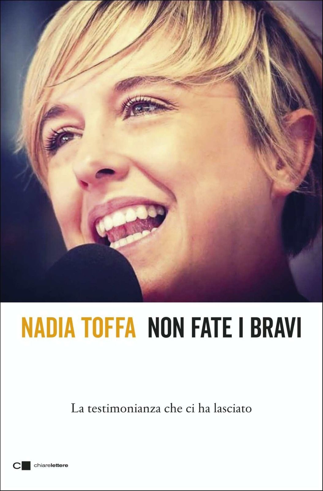 LIBRI - Nadia Toffa in testa alla classifica dei Best Sellers su Amazon