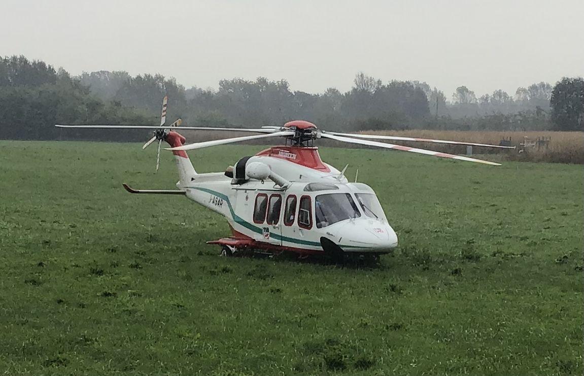 VOLPIANO-BRANDIZZO - Incidente sulla A4, due feriti