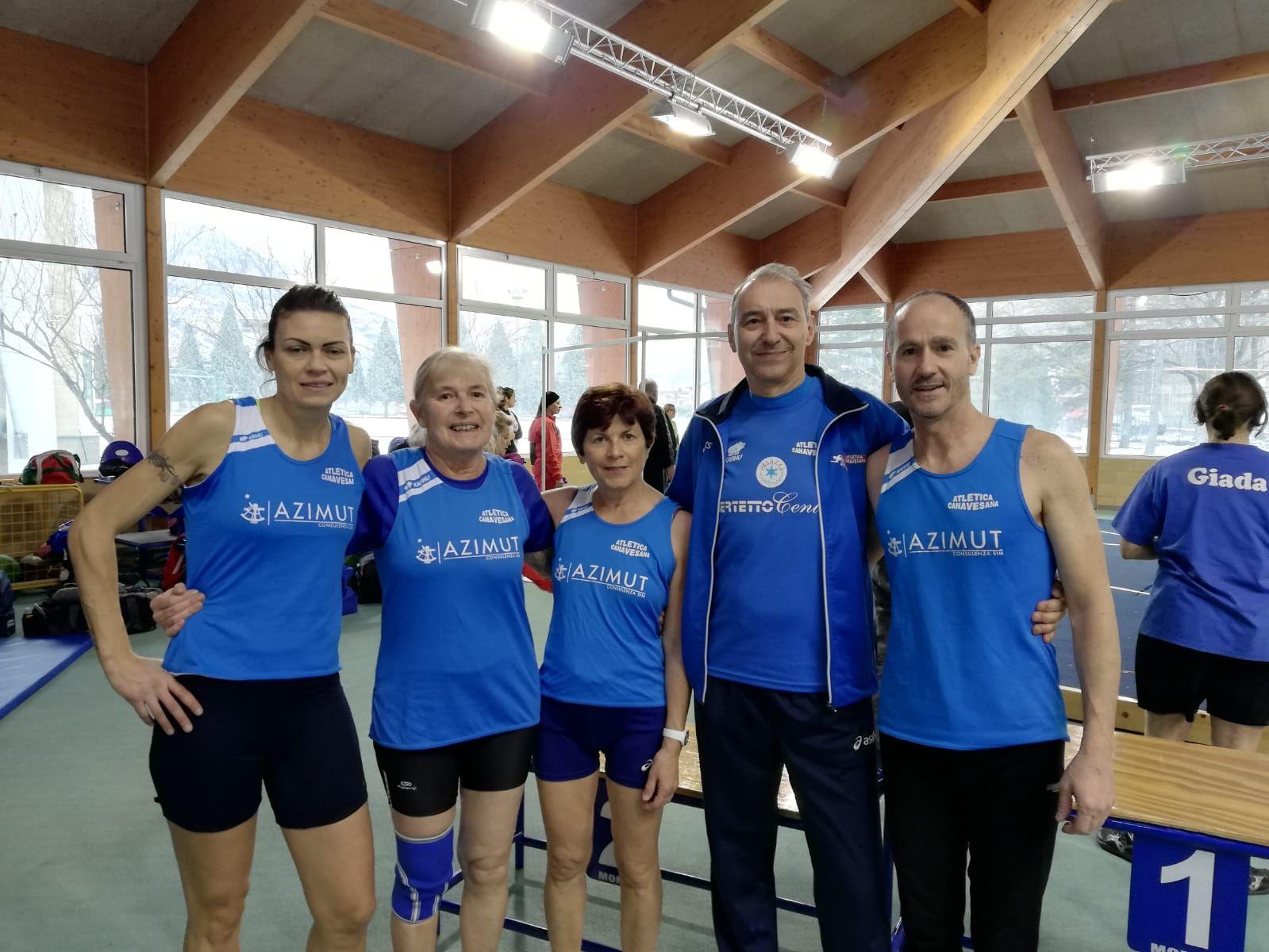 ATLETICA LEGGERA - Canavesane seconde ai campionati piemontesi di staffette