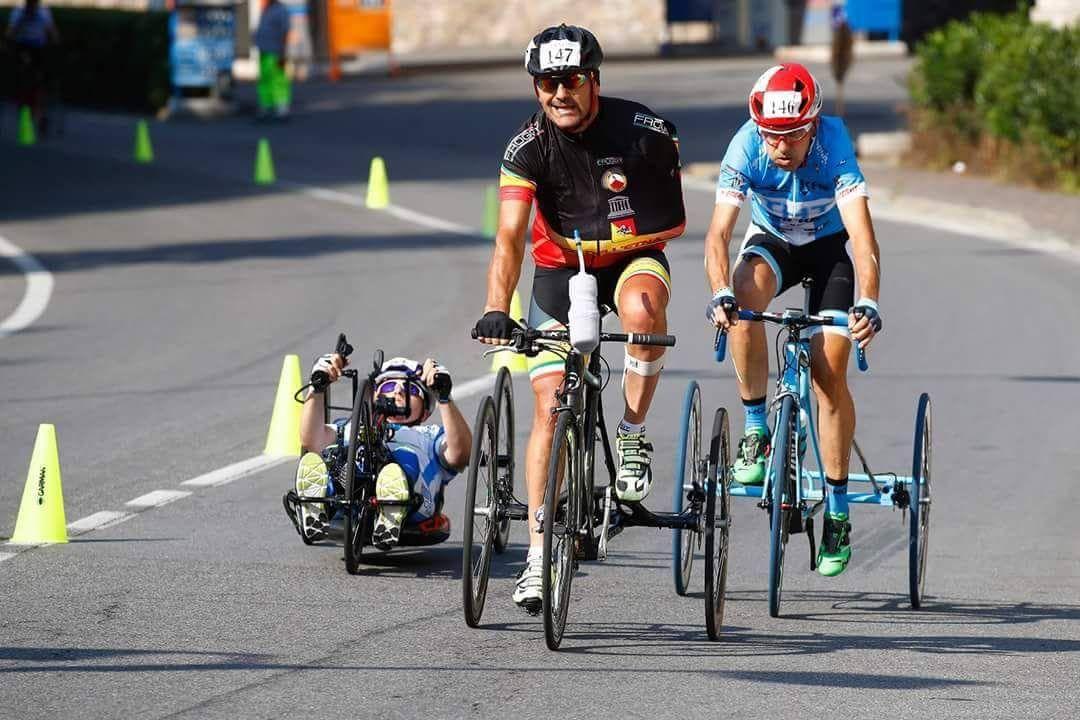 PARACICLISMO - Livio Raggino campione italiano: il tricolore sbarca a Rivarolo Canavese