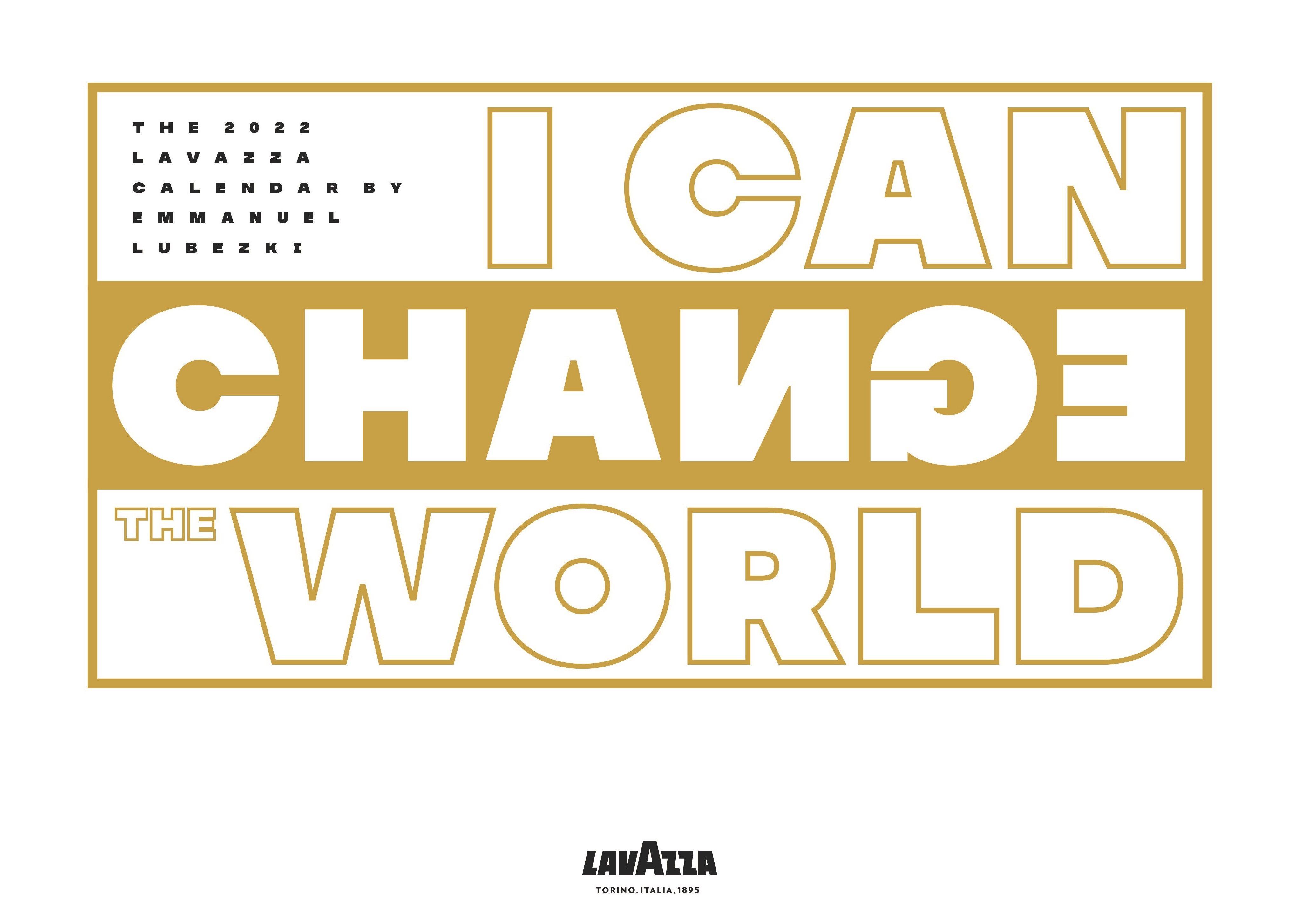 INIZIATIVE – «I can change the world», Lavazza per il pianeta