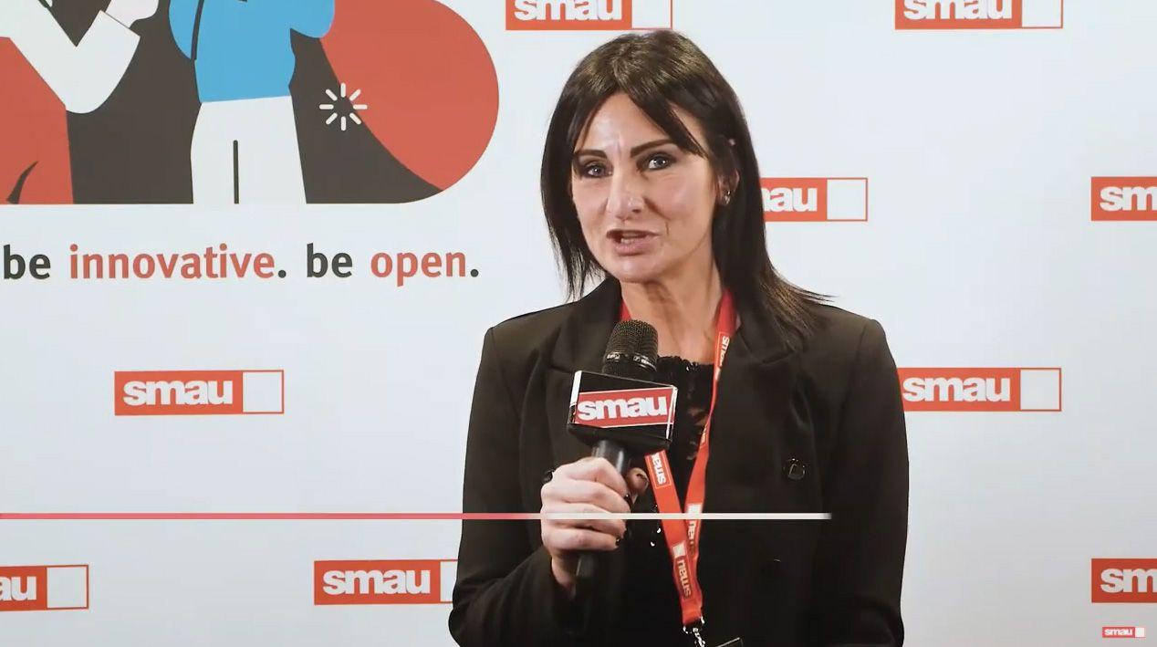COSSANO - Una canavesana a capo del progetto premiato come eccellenza a SMAU Milano 2020