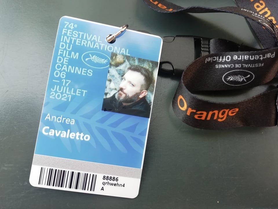 SALASSA - Dal Canavese al Festival di Cannes: Andrea Cavaletto alfiere del cinema indie italiano
