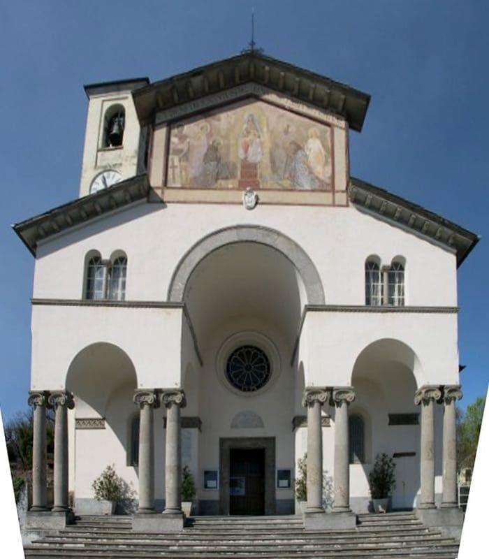 VALPERGA - Si cercano volontari per tenere aperto il santuario di Belmonte