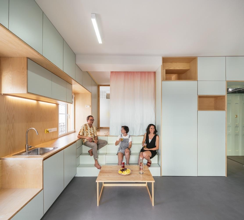 DESIGN – Come vivere (benissimo) in 33 metri quadri
