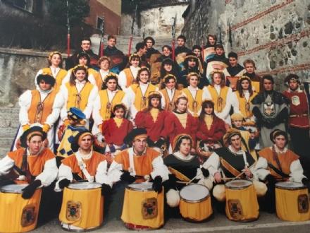 CARNEVALE - Quando a Castellamonte si tiravano le arance... come a Ivrea