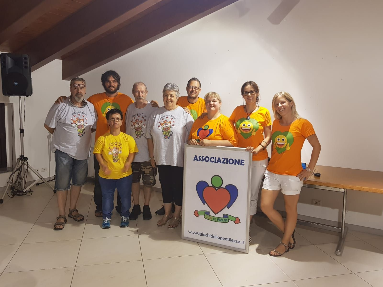 SALERANO - Nuovo direttivo e trasformazione dell'associazione Cor et Amor
