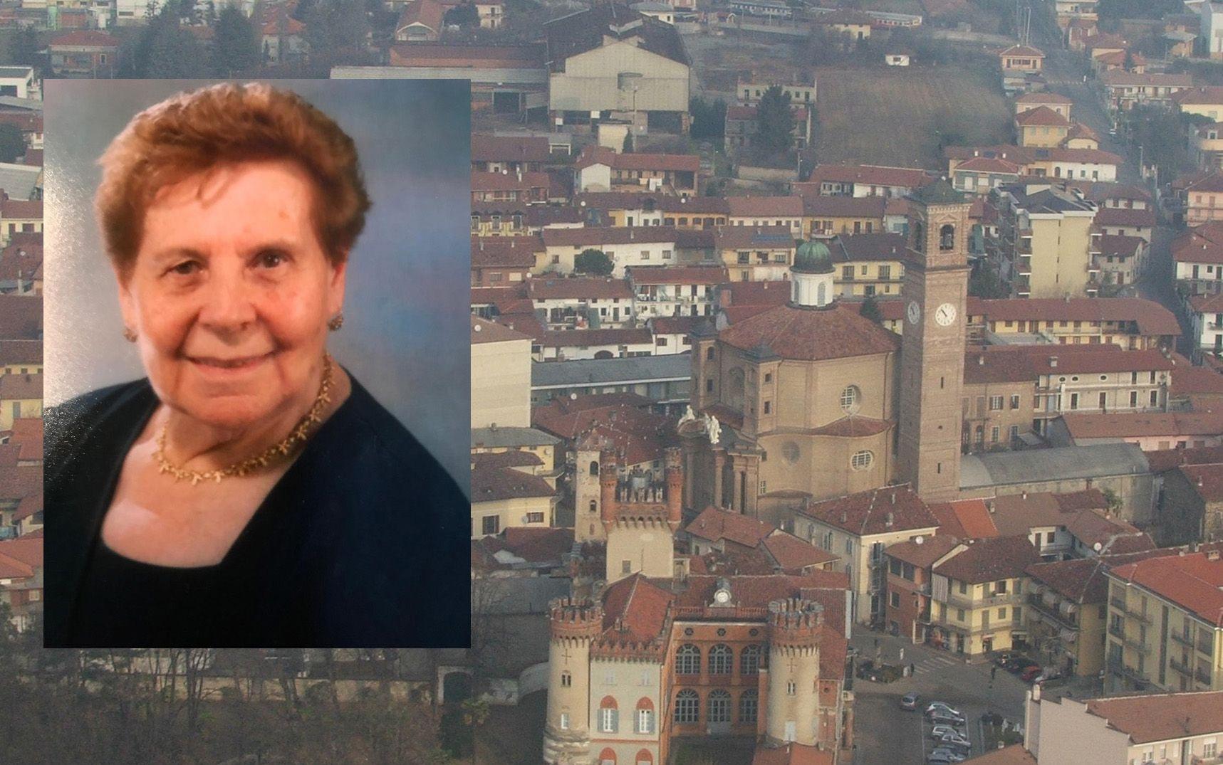 FAVRIA - Paese in lutto: addio a Lidia Dezzutto, storica commerciante