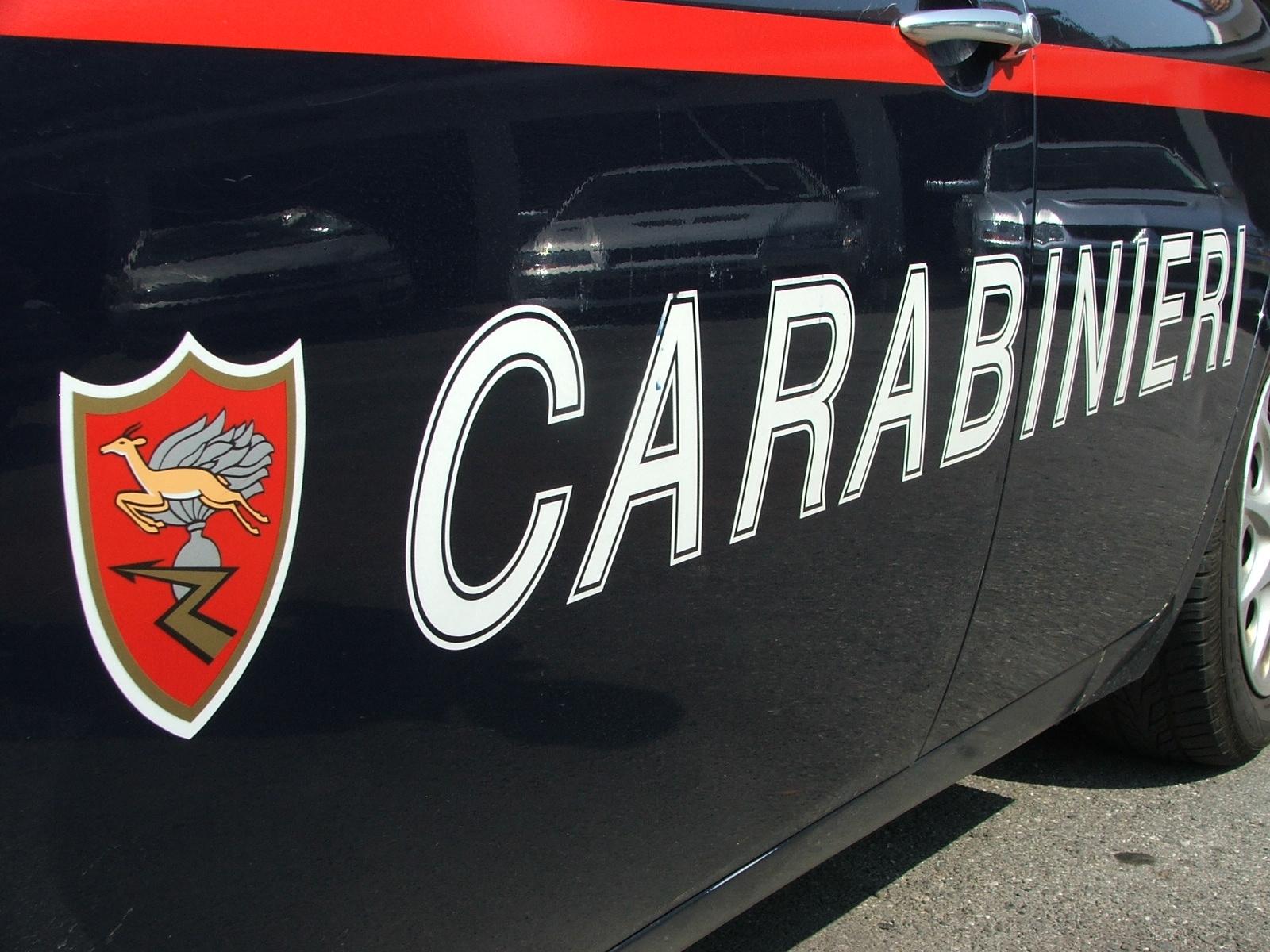 CALUSO - Denunciato un uomo di Carolina per possesso di droga