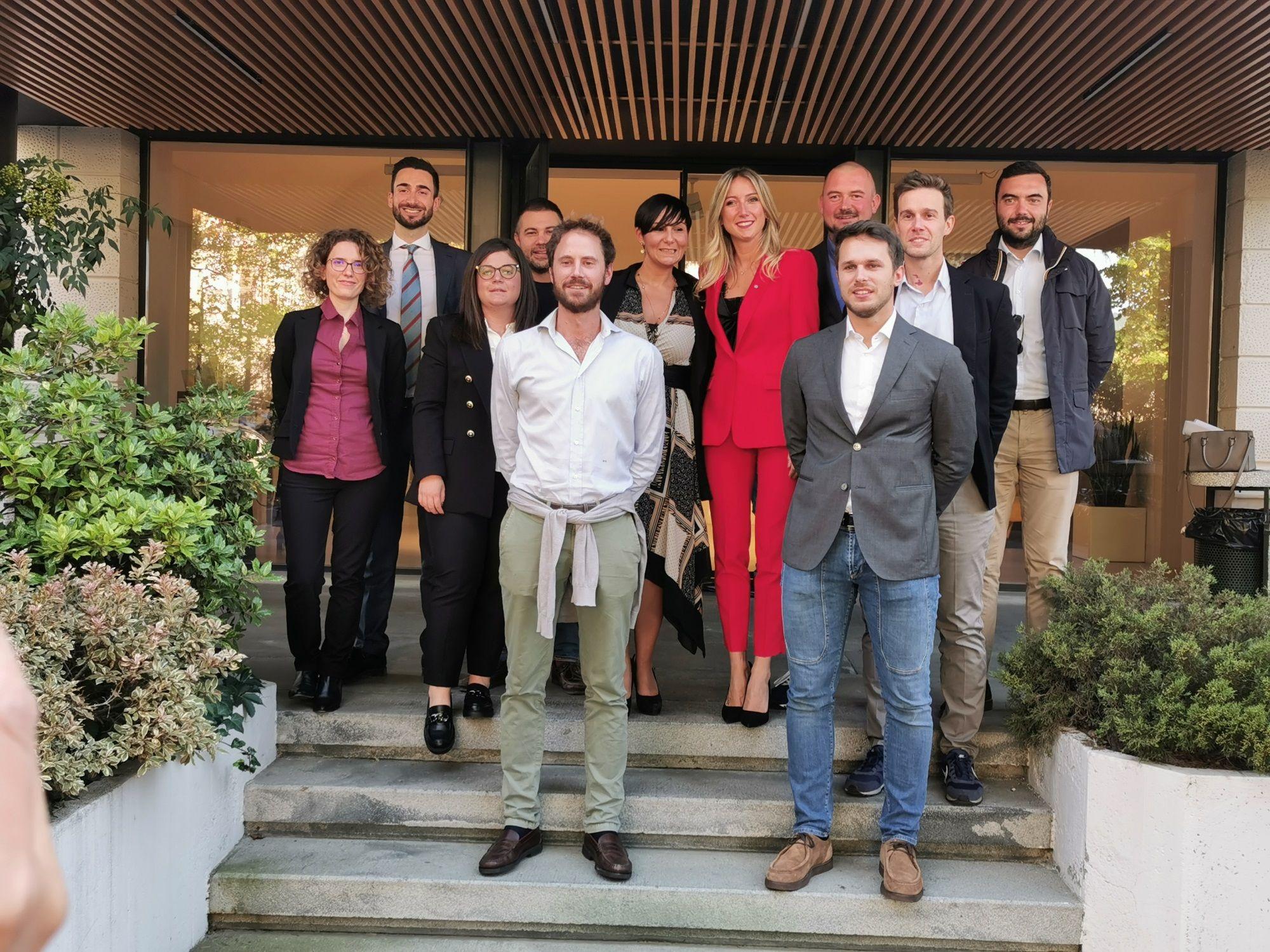 IVREA - Ambra Michela di Cuceglio è la nuova presidente del Gruppo Giovani Imprenditori - FOTO