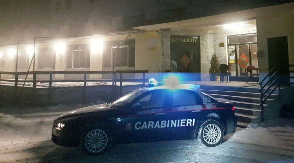 CRONACA - Sparatoria e investimento a Giaveno: grave un canavesano. I carabinieri hanno fermato tre persone