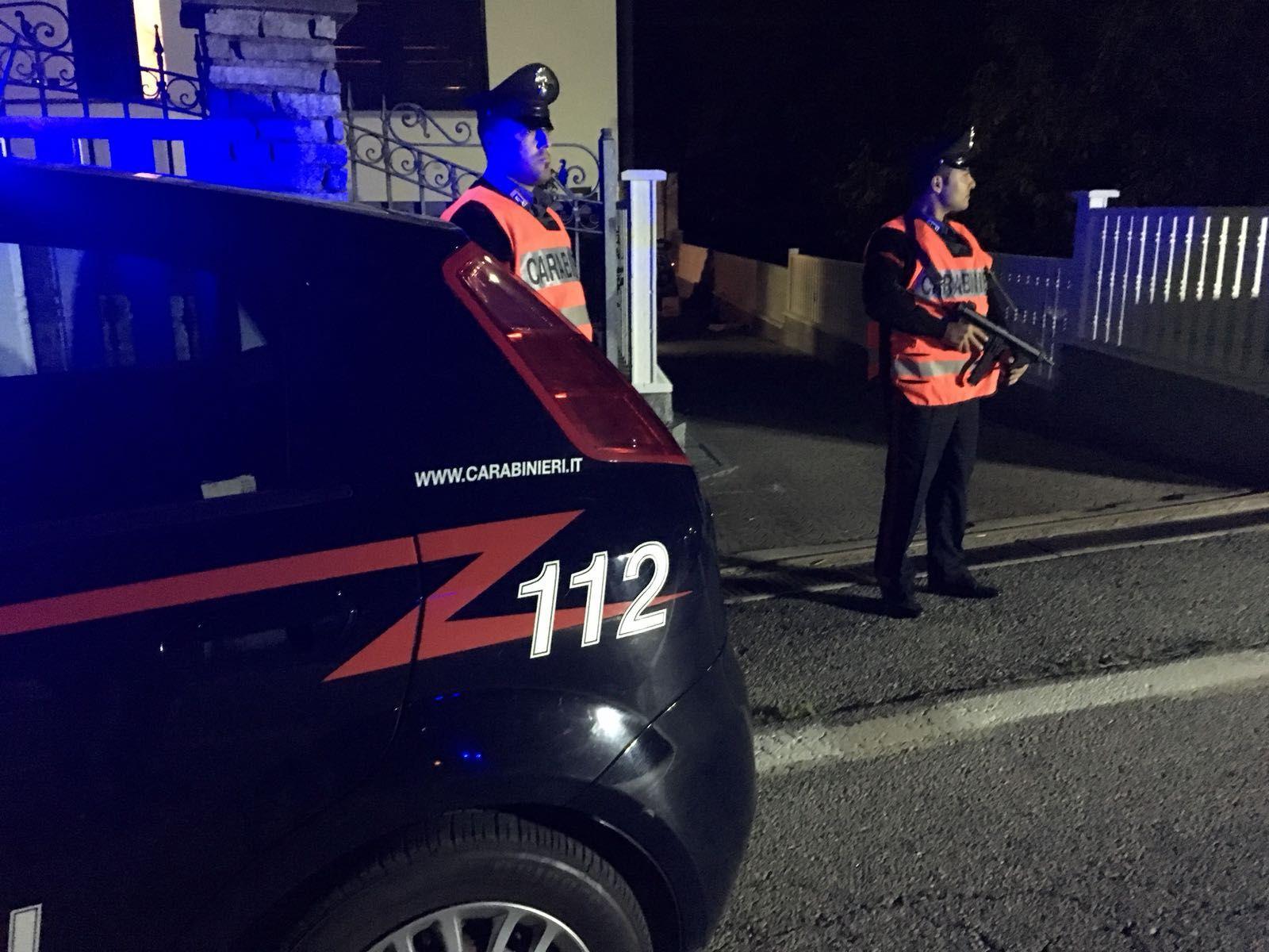MONTALENGHE - E' morto nella notte l'uomo ferito nell'agguato alla villa