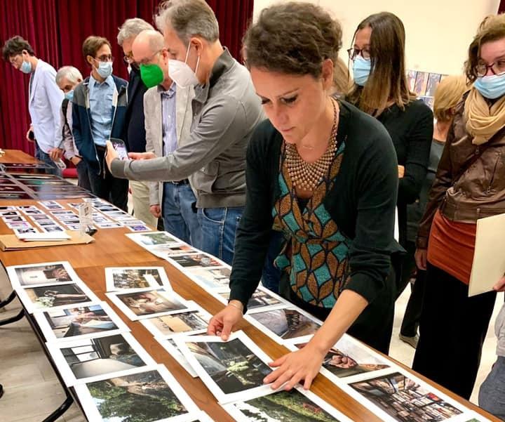 RIVAROLO CANAVESE - La fotografa Paola Gallo Balma vince la tappa torinese del Portfolio Italia - FOTO