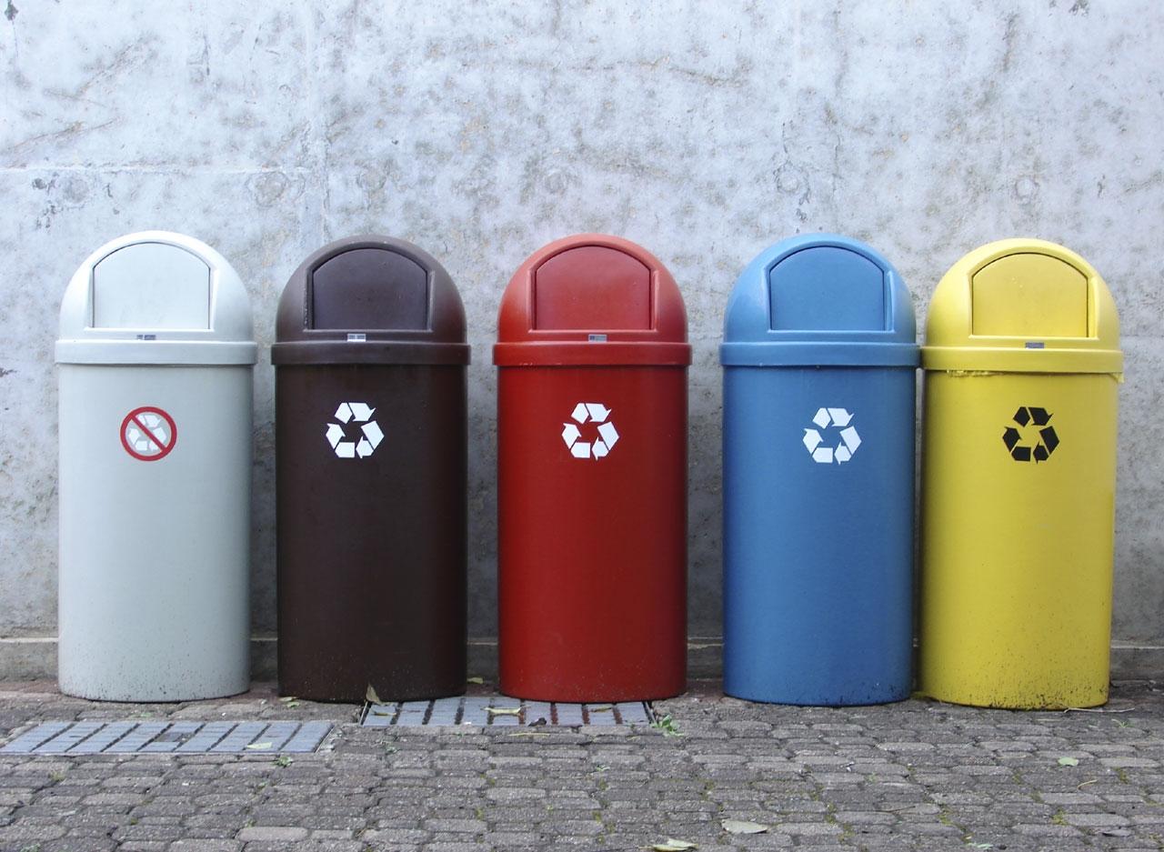 Box Per Bidoni Spazzatura cirie' - censimento dei contenitori dei rifiuti e bidoni con