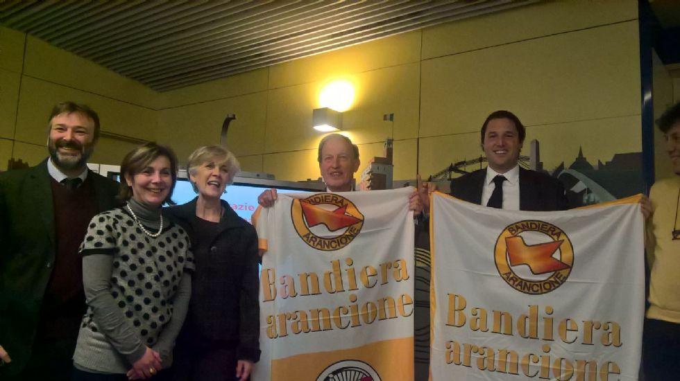 AGLIE' - Il paese entra nel novero dei borghi «Bandiera arancione»