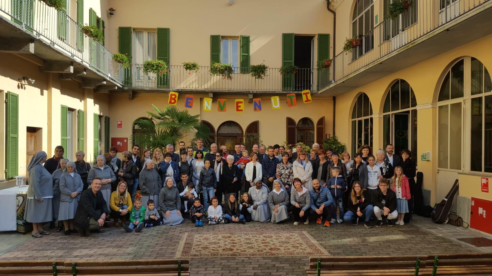 RIVAROLO - Gli ex allievi al primo raduno dell'Immacolata Concezione