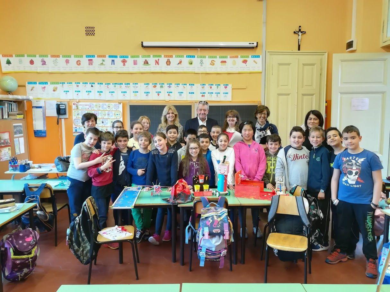 CANAVESE - «Eureka! Funziona!»: vincono i bimbi delle scuole di Castellamonte, Cuorgnè e Strambino - FOTO