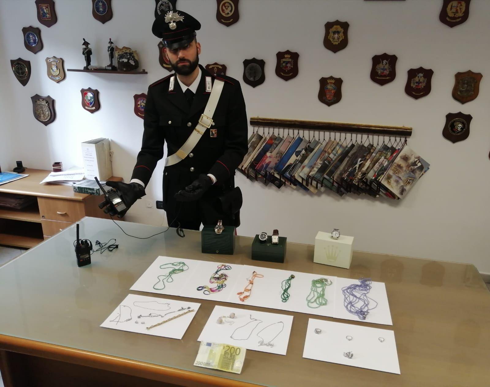 LEINI - Furti e truffe: i carabinieri recuperano Rolex al campo nomadi - QC QuotidianoCanavese