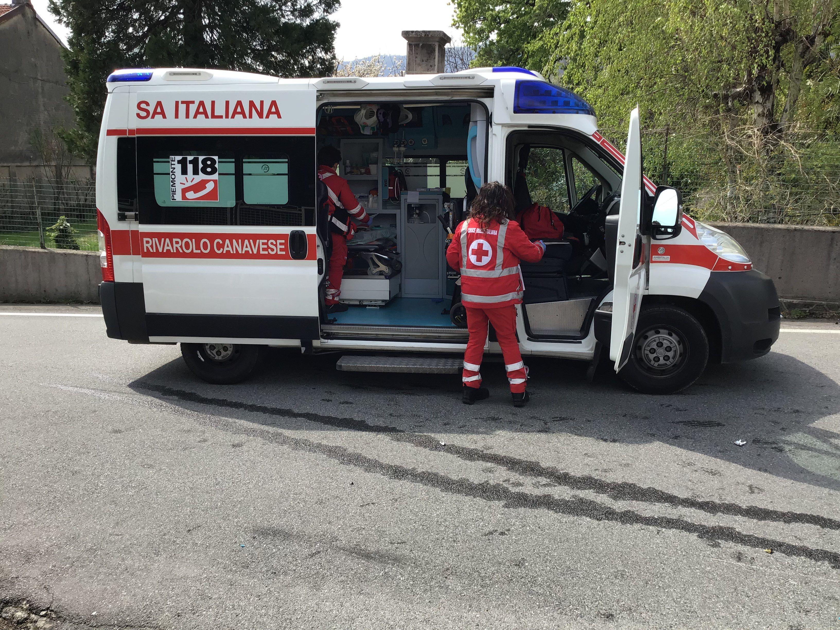 CASTELLAMONTE - Pensionato si spara e muore dopo otto giorni di agonia in ospedale