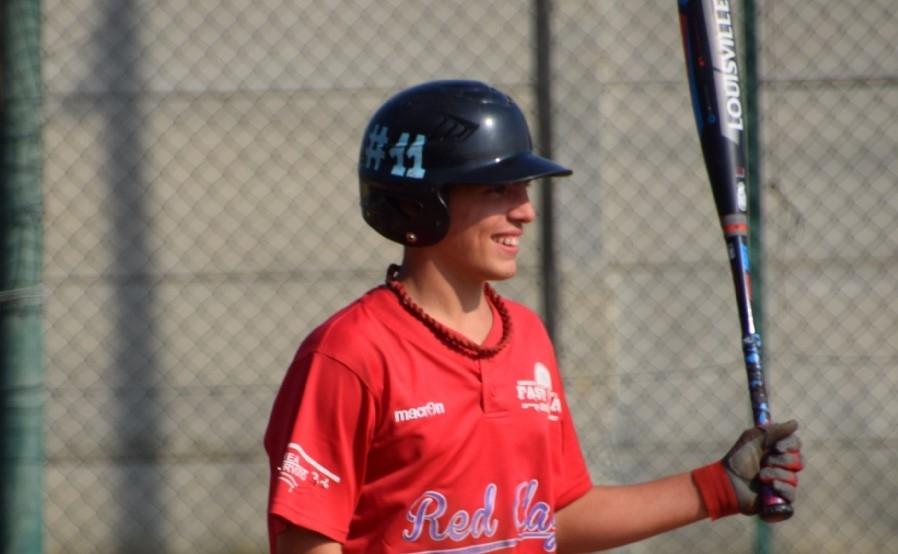 CASTELLAMONTE - L'atleta del Redclay Fabio Miragliotta convocato in Nazionale Under 18 - FOTO